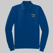 TLK500LS.pgp - Tall Silk Touch™ Long Sleeve Polo