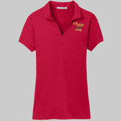 L573.pgp - Ladies Rapid Dry ™ Mesh Polo 2 2 2